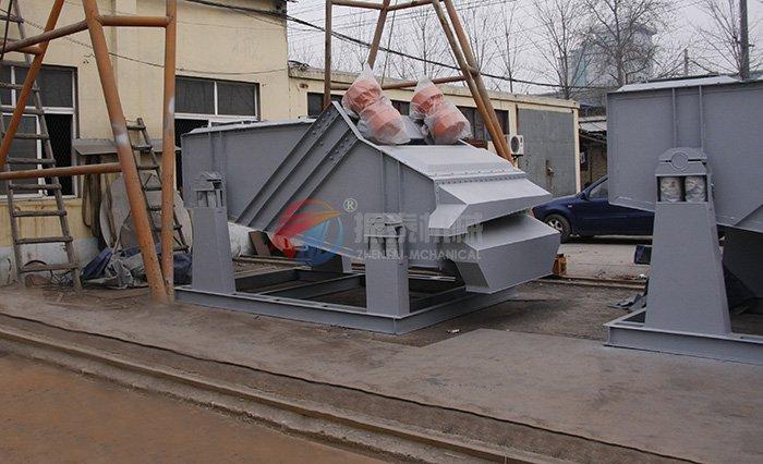 ZSG矿用振动筛
