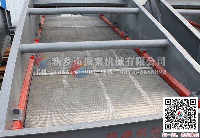 废水处理振动筛