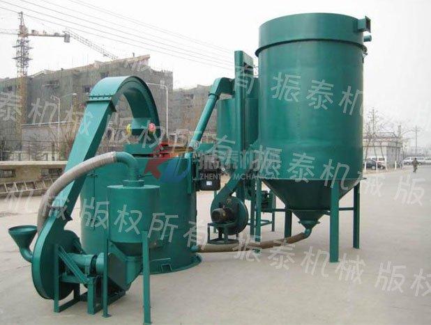 竹粉气流筛粉机产品