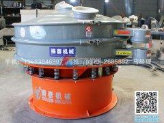 轻质碳酸钙振动筛发货,请杭州陶经理注意查收!