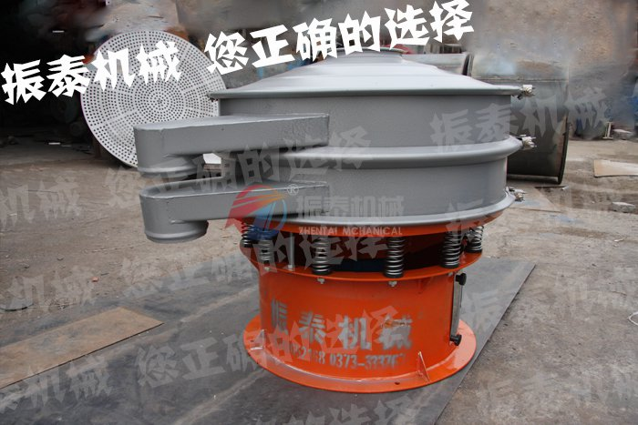 冶金石灰振动筛